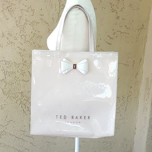 Ted Baker - PVC Pink Tote